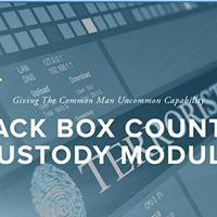 BlackBox Counter Custody Module
