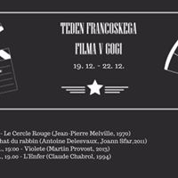 Teden francoskega filma v Gogi