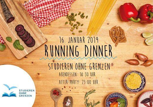 Running Dinner mit Studieren ohne Grenzen