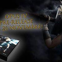 Final Fantasy Opus IV Official PreRelease Tournament