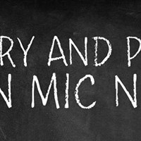 Poetry &amp Prose Open Mic Night