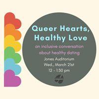 Queer Hearts Healthy Love