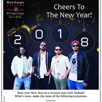 New Years Bash with Tarkash - Yours Eventfully