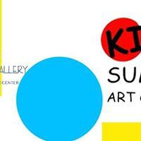 Kids Summer Art Classes (August Classes