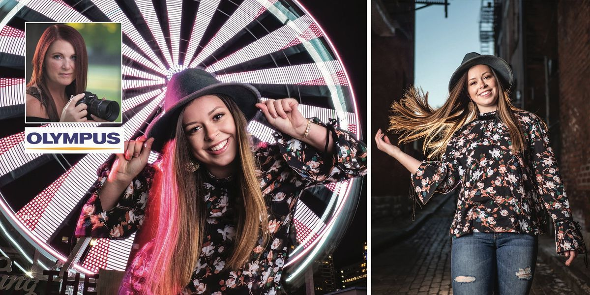 Shooting Portraits Outdoors