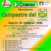 Corsa Campestre del Golf Club di Livorno