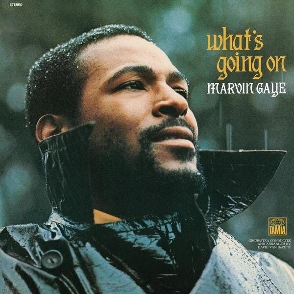 Classic Album Sundays Stafford presents Marvin Gaye whats going on