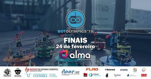 Bot Olympics19 - Final