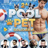 2 Pool Pet Solidria - EM PROL DA SOS Gatinhos