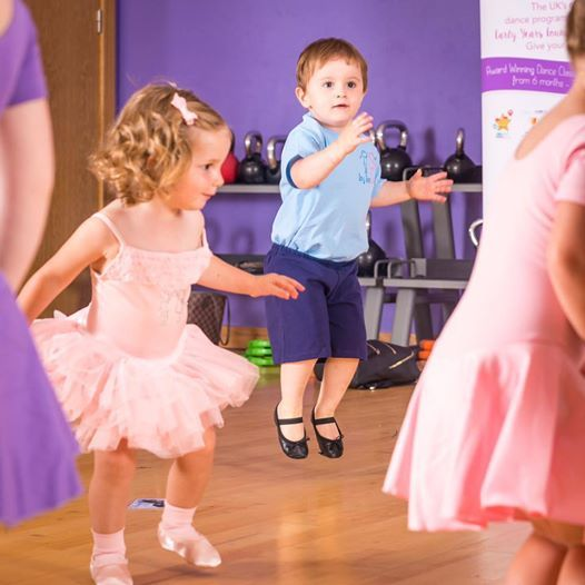 Tiny Toes Ballet Free Taster Session