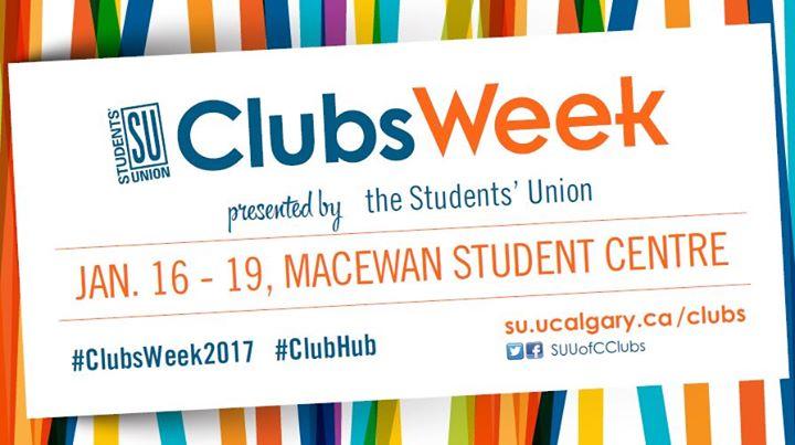 Clubs Week