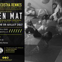 OPEN MAT JJB (Cicero Costha PSLPB Rennes)