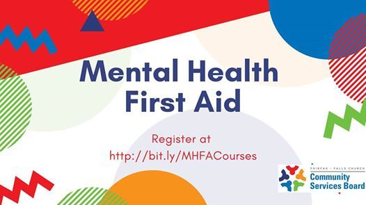 Youth Mental Health First Aid English At South County Health