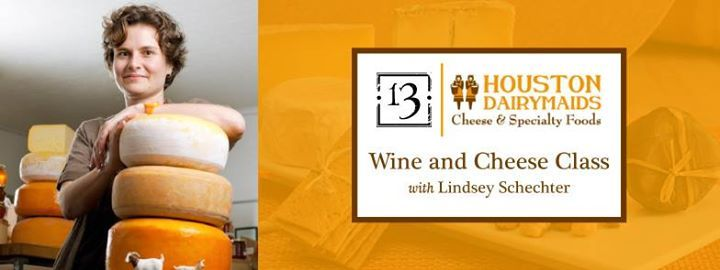 Cheese and Wine Tasting Class
