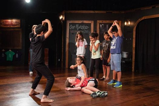 Improv For Kids 9 - 11 years