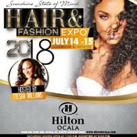 Sunshine State of Mind Hair &amp Fashion Expo