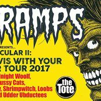 Elvis Fking Christ presents The Cramps in Sleazetacular II