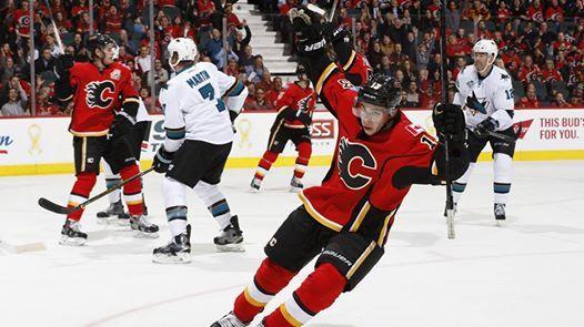 fa7e2baa2 Calgary Flames vs. New Jersey Devils at Scotiabank Saddledome