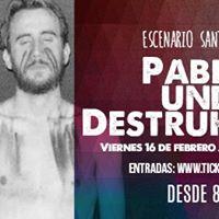 Pablo Und Destruktion en Santander