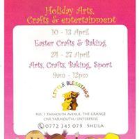 Holiday Arts and Crafts