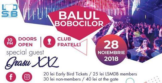 Balul Bobocilor 2018