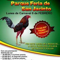 DESAFIO LUNES DE CARNAVAL 8 DE FEBRERO