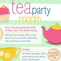 The Hamlet Tea Party Month