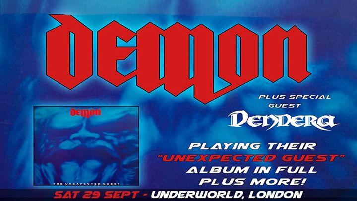 Demon at The Underworld Camden
