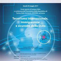Terrorismo internazionale immigrazione e sicurezza dello Stato
