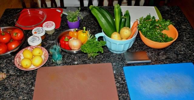 Plant Based Cooking Basics