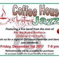 Coffee House Christmas Jazz