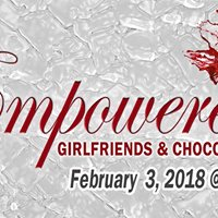 Womens Ministries 2018 Girlfriends &amp Chocolate Event