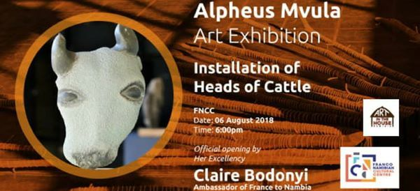 Heads of Cattle by Alpheus Mvula