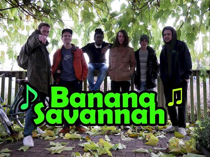 Banana Savannah [Homegrown] BIRD Rotterdam