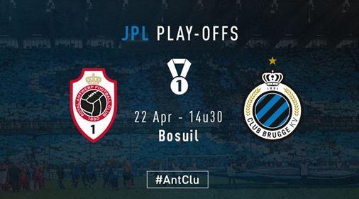 Royal Antwerp - Club Brugge