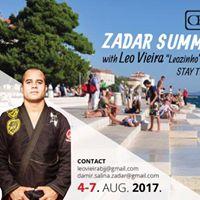 BJJ Summer Camp - Zadar