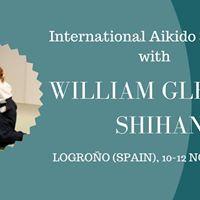 Seminario con William Gleason 7 Dan Shihan