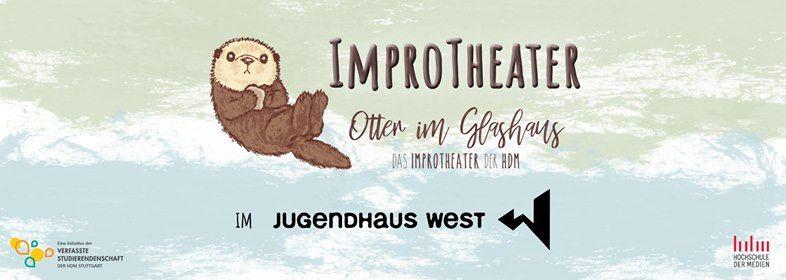 Otter im Glashaus - Improshow - JuHaWest