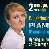 Planetango-XIX Opening Milonga