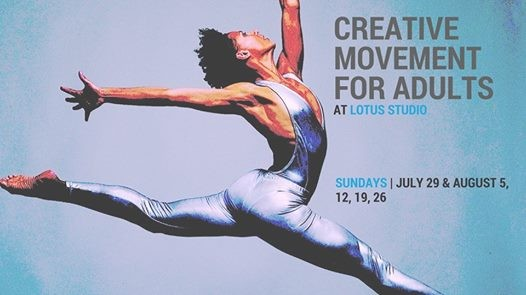 Creative Movement for Adults