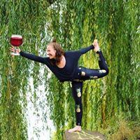 Yoga Sunday at Brooks w Chelsii Gregory
