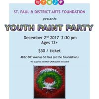 Youth Paint Party