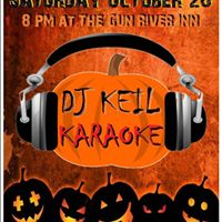 Gun River Halloween Party with DJ Keil