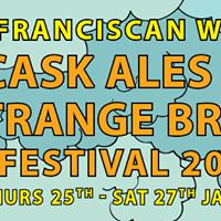 Cask Ales &amp Strange Brew Fest