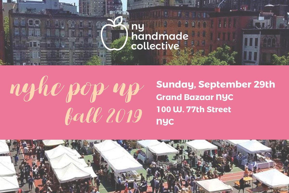 NY Handmade Collective Pop-up - Fall