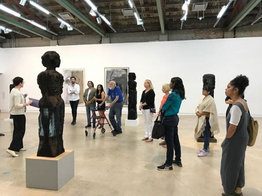 Members Lunch & Learn Exhibitions Tour