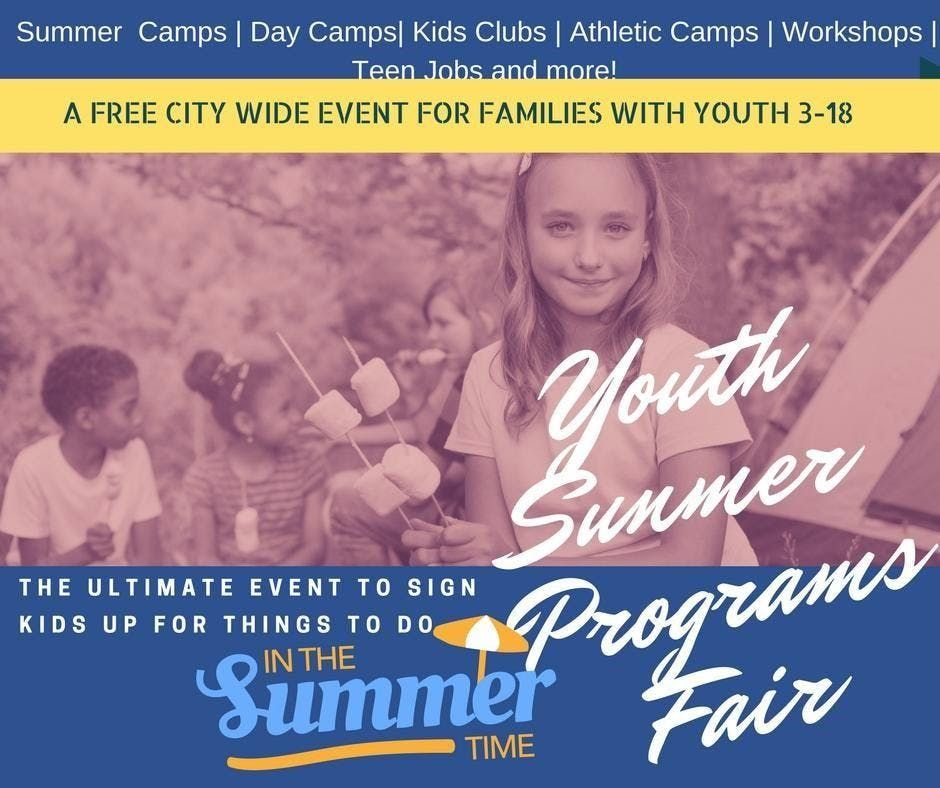 Dallas Youth Summer Fair Expo