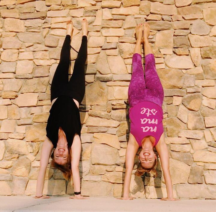 Inversion Workshop With Starr And Sam At InBliss Yoga