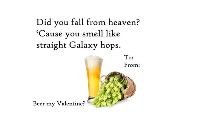 Valentineu0027s Beer Brunch