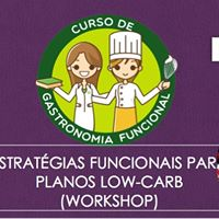 Estratgias Funcionais para Planos Low-Carb (Workshop)